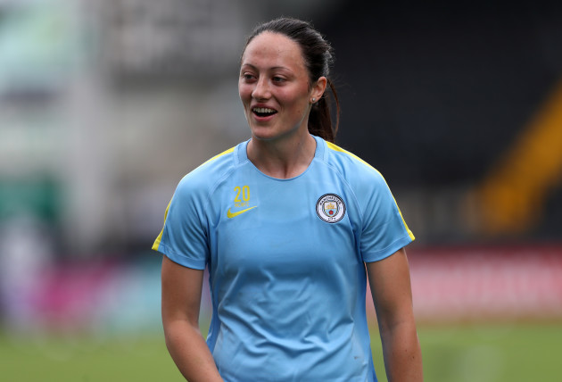 Notts County Ladies v Manchester City Women - FA Womens Super League - Meadow Lane