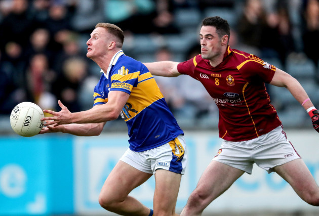 Ross McConnell and Ciaran Kilkenny