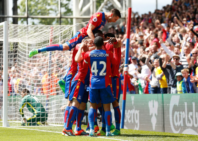 Crystal Palace v Hull City - Premier League - Selhurst Park