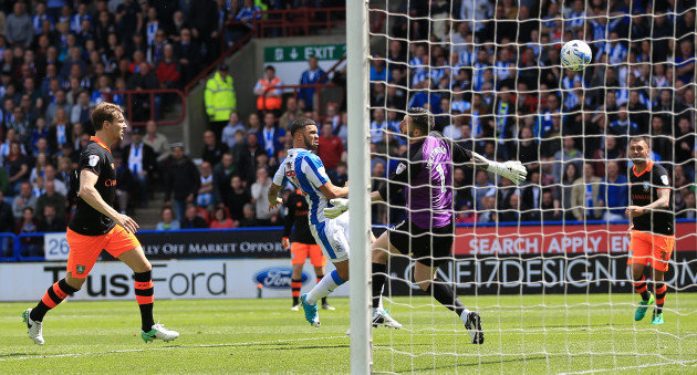 Huddersfield Town v Sheffield Wednesday - Sky Bet Championship - John Smith's Stadium