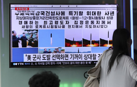 South Korea Koreas Tensions