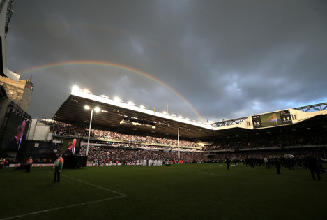 Tottenham Hotspur v Manchester United - Premier League - White Hart Lane