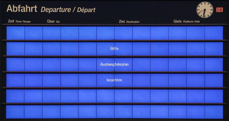 World-wide Cyber Attacks hits German Railways