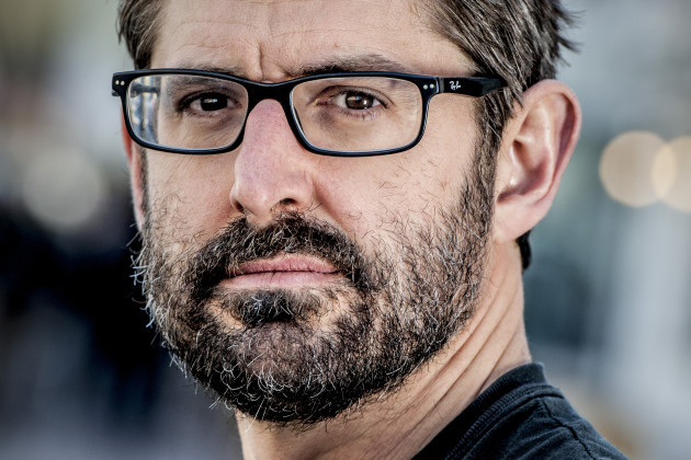 Louis Theroux Photo Session - Amsterdam