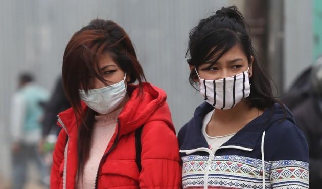 NEPAL-KATHMANDU-AIR POLLUTION