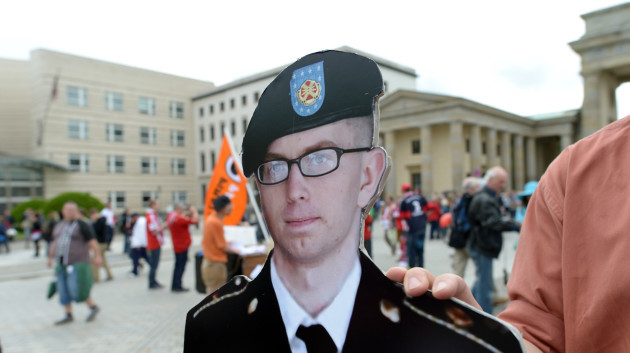 Demonstration Alliance for Bradley Manning