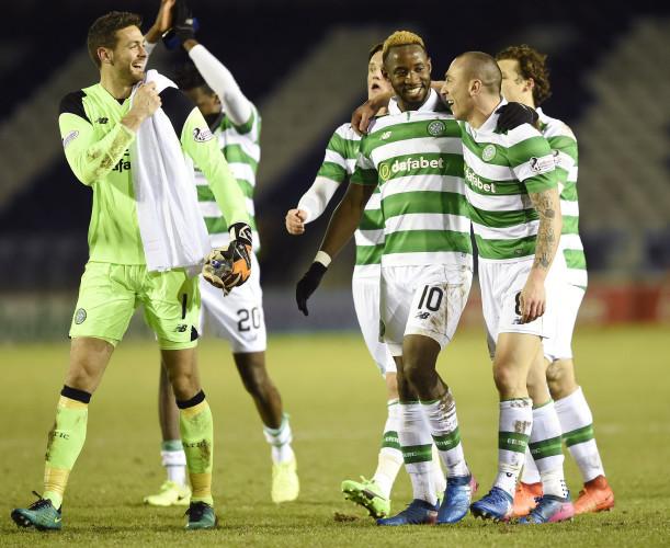 Inverness Caledonian Thistle v Celtic - Ladbrokes Scottish Premiership - Tulloch Caledonian Stadium