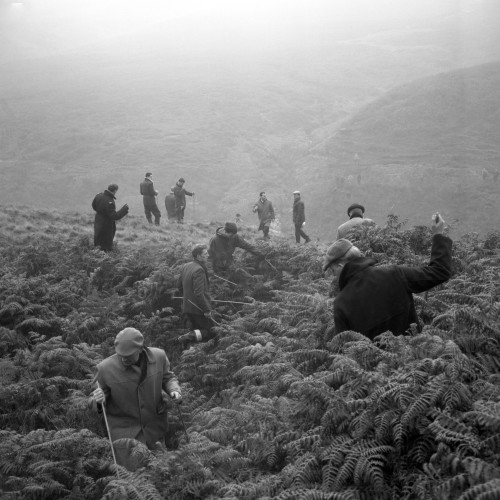 British Crime - Murder - Saddleworth Moor - The Moors Murderers - 1965