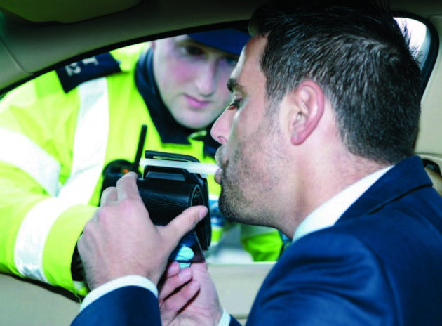 26/10/2011. Launch Campaign for New Drink Driving