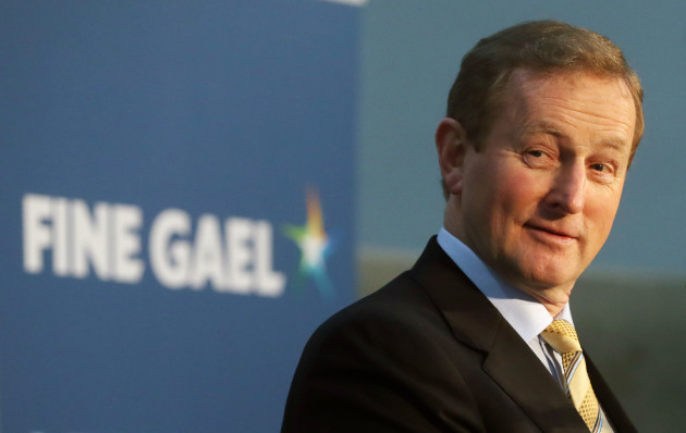Enda Kenny resignation