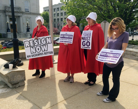 State Rep-Degrading Women