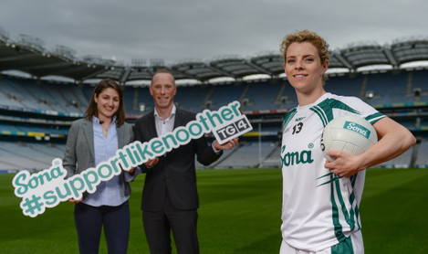 TG4/Sona Coverage Sponsorship Launch