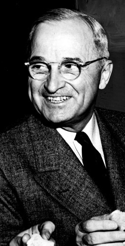 DIED ON THIS DAY - 26/12/1972 - Harry S Truman