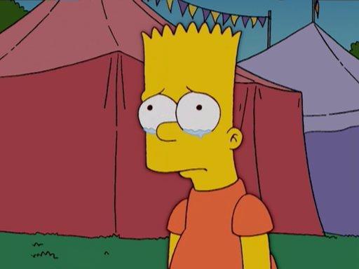 Simpsons snapchat