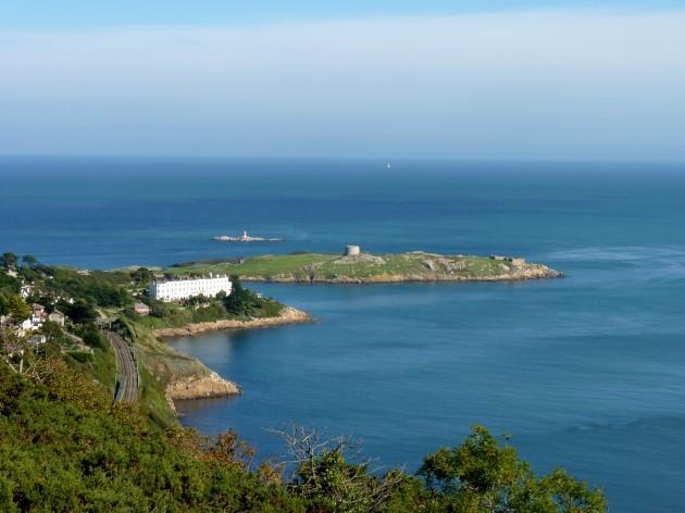 Dalkey_Island_from_Killiney_Hill