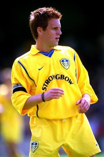 Soccer - Friendly - Scunthorpe United v Leeds United