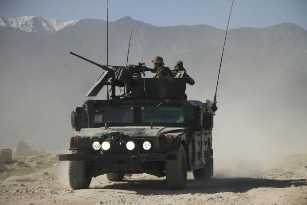 AFGHANISTAN-NANGARHAR-ARMY-IS-FIGHTING