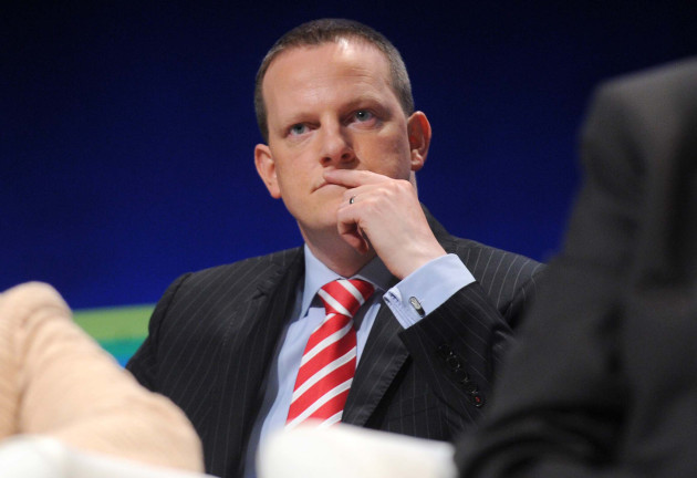 Alan Farrell TD, Calls For Enda Kenny To Step Down. End.