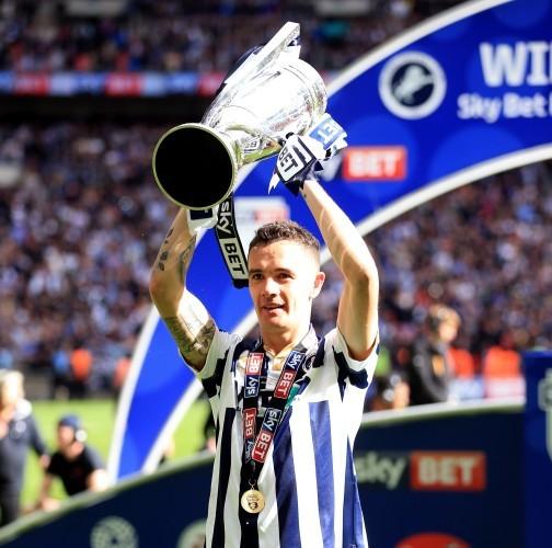 Bradford City v Millwall - Sky Bet League One - Play Off - Final - Wembley Stadium
