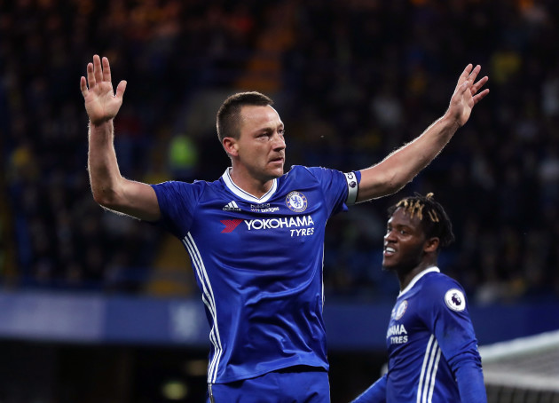 John Terry Highs and Lows