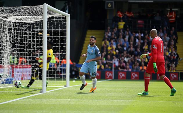 Watford v Manchester City - Premier League - Vicarage Road