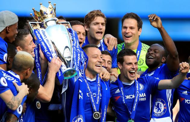Chelsea v Sunderland - Premier League - Stamford Bridge