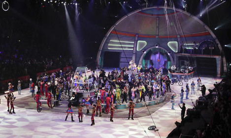 Ringling Bros Finale