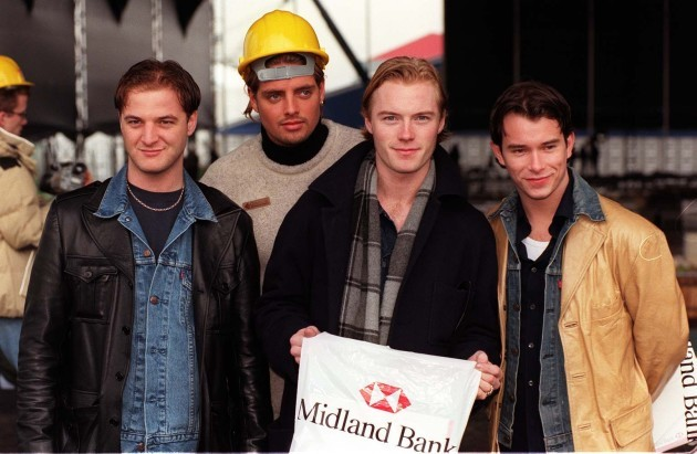 MIDLAND '97 Boyzone
