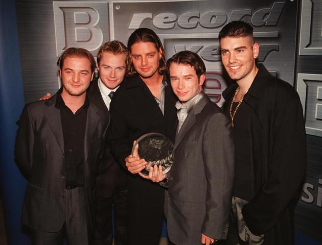 Boyzone charity gig