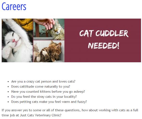 cat cuddler