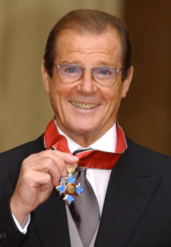 Sir Roger Moore death