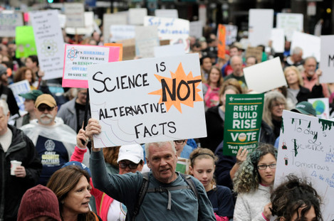 PA: National March for Science in Philadelphia