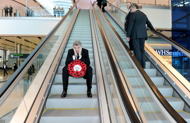 Dublin Airport's Terminal 2 opens