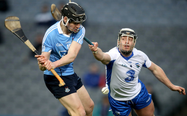 Donal Burke scores their first goal