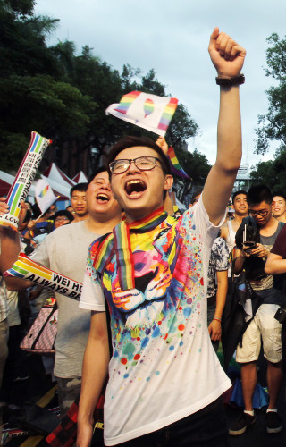 Taiwan Same-Sex Marriage