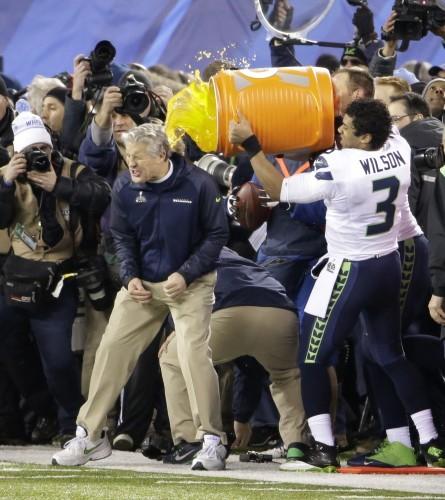 Super Bowl XLVIII, Seattle Seahawks Vs Denver Broncos
