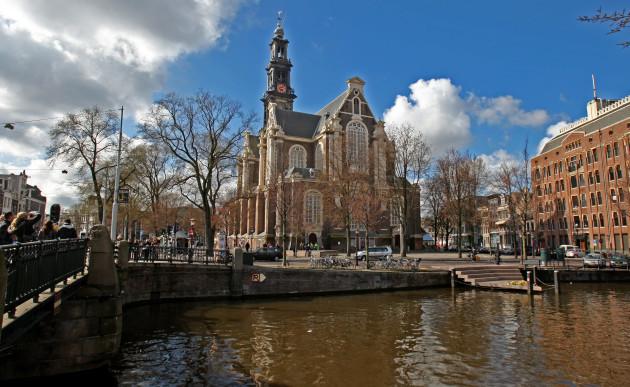 Travel Stock - Amsterdam