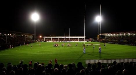 Rugby Union - EDF Energy Cup - Llanelli Scarlets v Bristol Rugby - Stradey Park