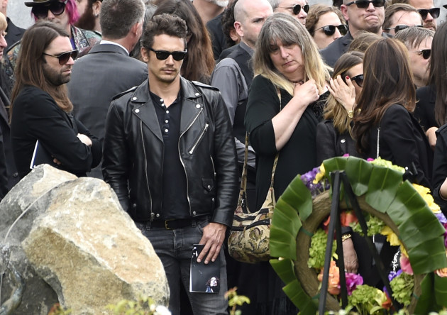 Chris Cornell Funeral