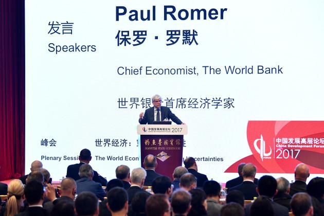 CHINA-BEIJING-DEVELOPMENT FORUM 2017 (CN)