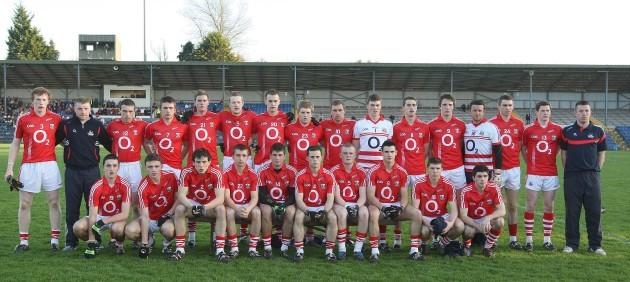The Cork Under 21 team