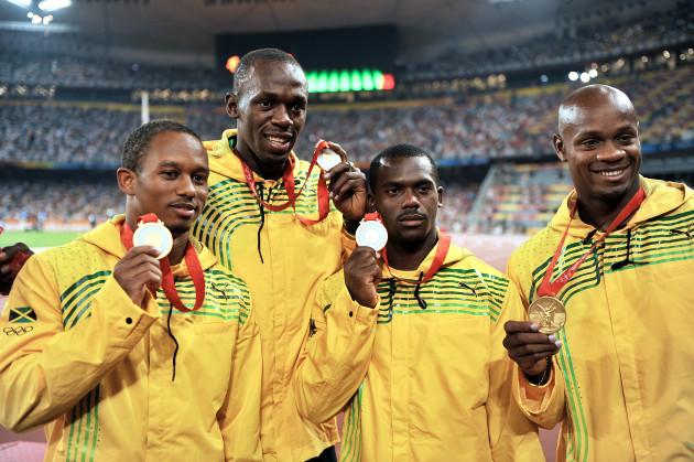 Tyson Gay And Asafa Powell: Olympic Sprinters Fail Drug Tests