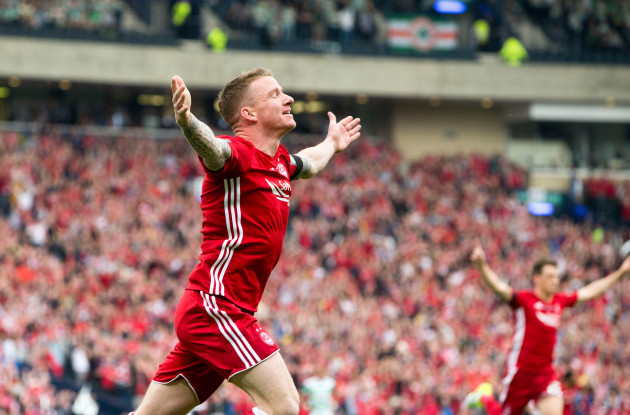 Celtic v Aberdeen - William Hill Scottish Cup - Final - Hampden Park