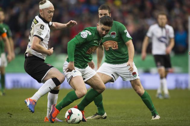Ireland: Cork City v Dundalk - Irish Daily Mail FAI Cup Final