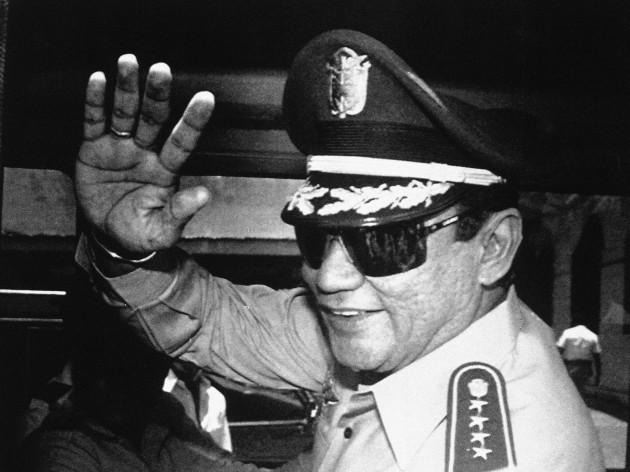 Panama Noriega Obit