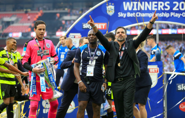 Huddersfield Town v Reading - Sky Bet Championship - Play Off - Final - Wembley Stadium