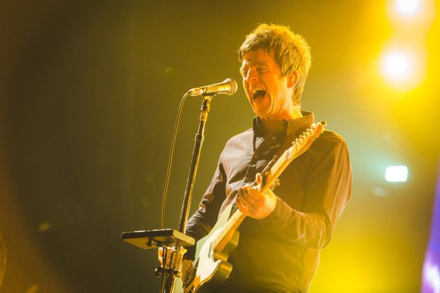 Noel Gallagher's High Flying Birds in Concert - Leeds