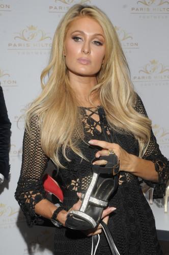 Mexico: Paris Hilton Launches her New Shoes Collection