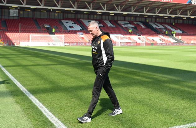 Bristol City v Wolverhampton Wanderers - Sky Bet Championship - Ashton Gate
