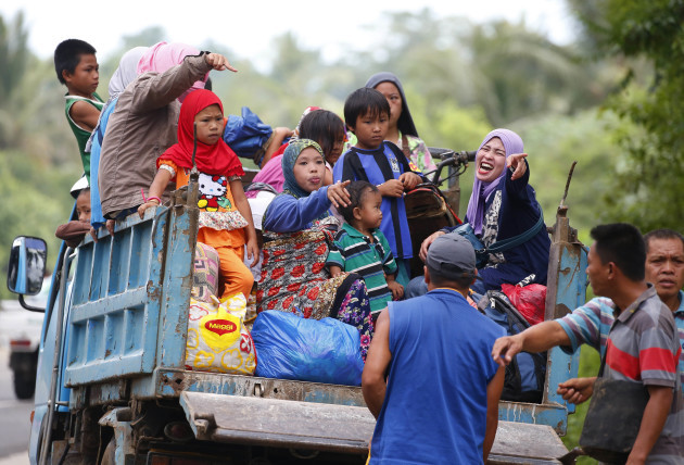 Philippines Muslim Militants